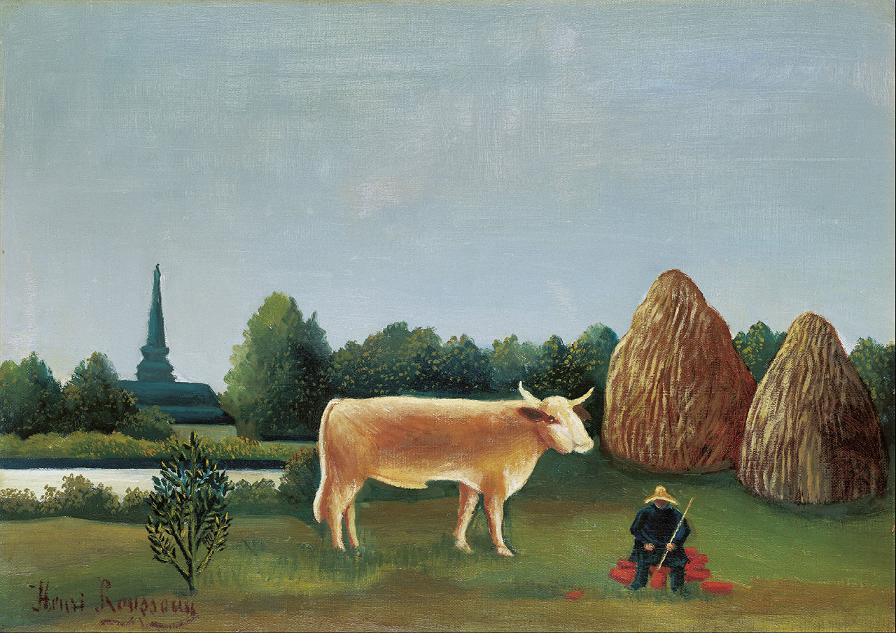 henri rousseau essays Henri rousseau was a french painter, who specialized in post-impressionist paintings also known as symbolic paintings rousseau was born in laval mayenne on may, 21 1844.