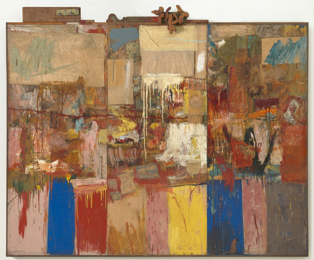 It's Time to Formulate an Opinion on Rauschenberg ...