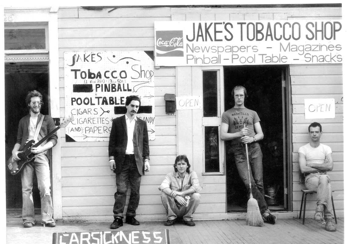 Michael Chabon on Carsickness, Unsung Heroes of Pittsburgh Post-Punk