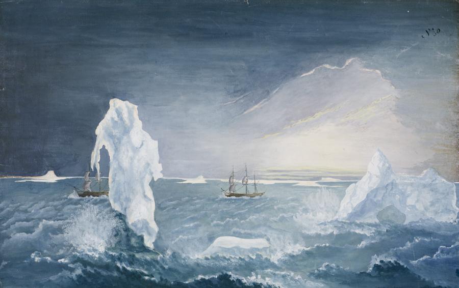 The Poetry of Icebergs