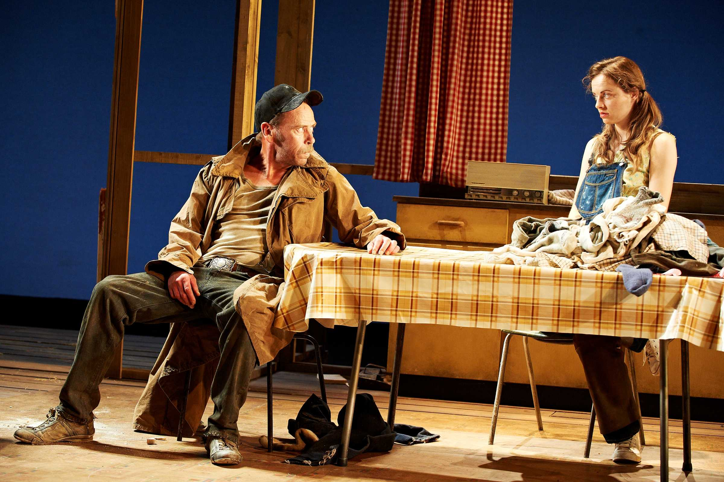 an examination of curse of the starving class Curse of the starving class by sam shepard a darkly comic exploration of the american family psyche, this obie award-winning play is an expository look at the four members of the tate family who live on a half-neglected farm in rural california.