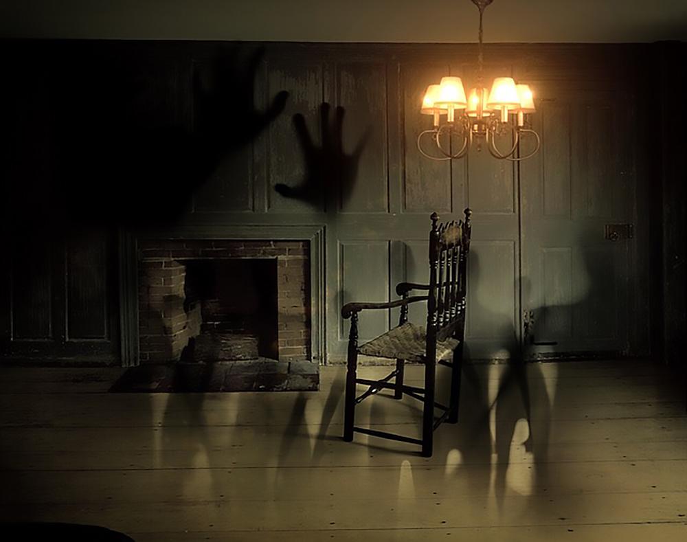 Priscilla: A Ghost Story