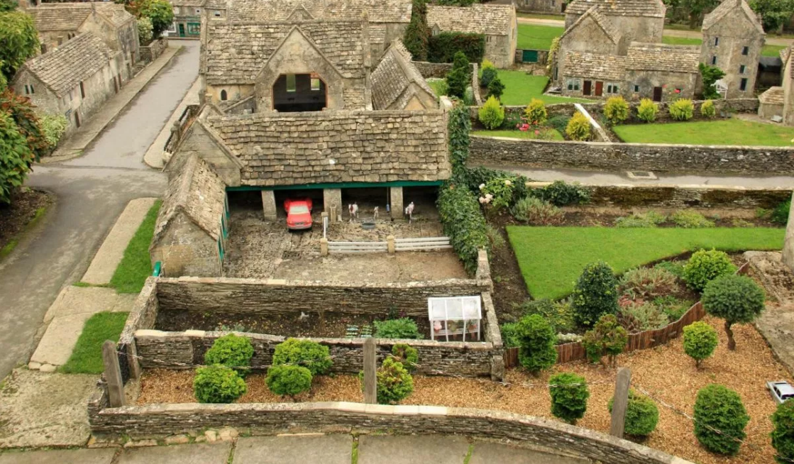 The Model-Village Preservation Society