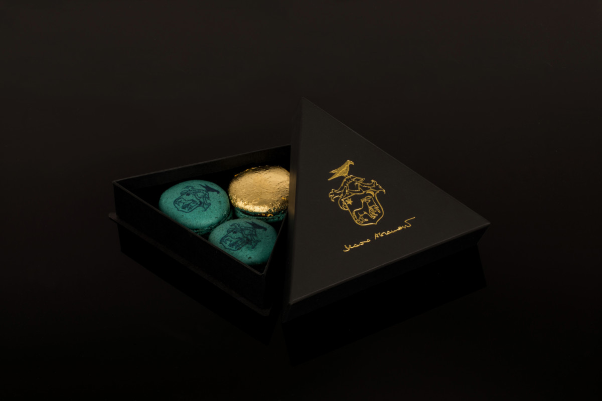 The Macaron That Tastes Like Marina Abramovic