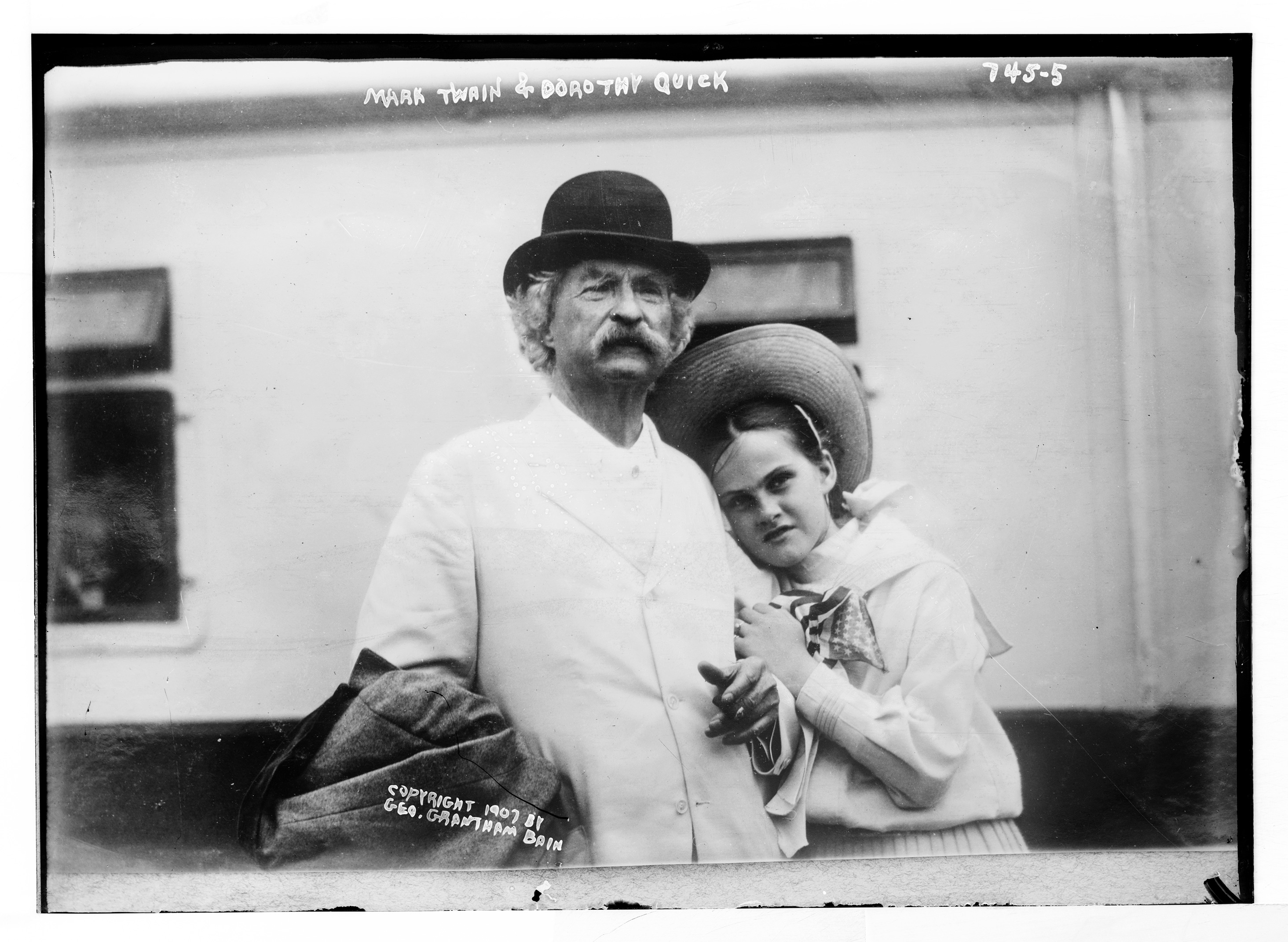 Mark Twain's Disturbing Passion for Collecting Young Girls
