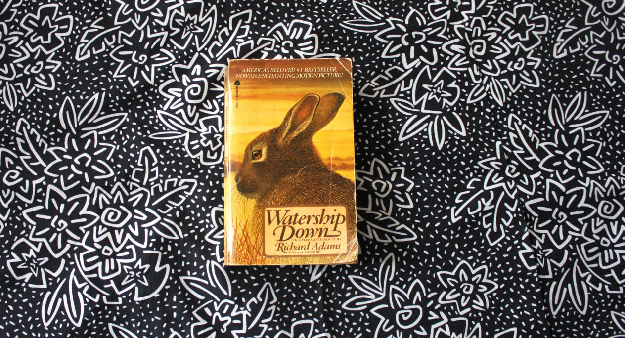 watership down allegory