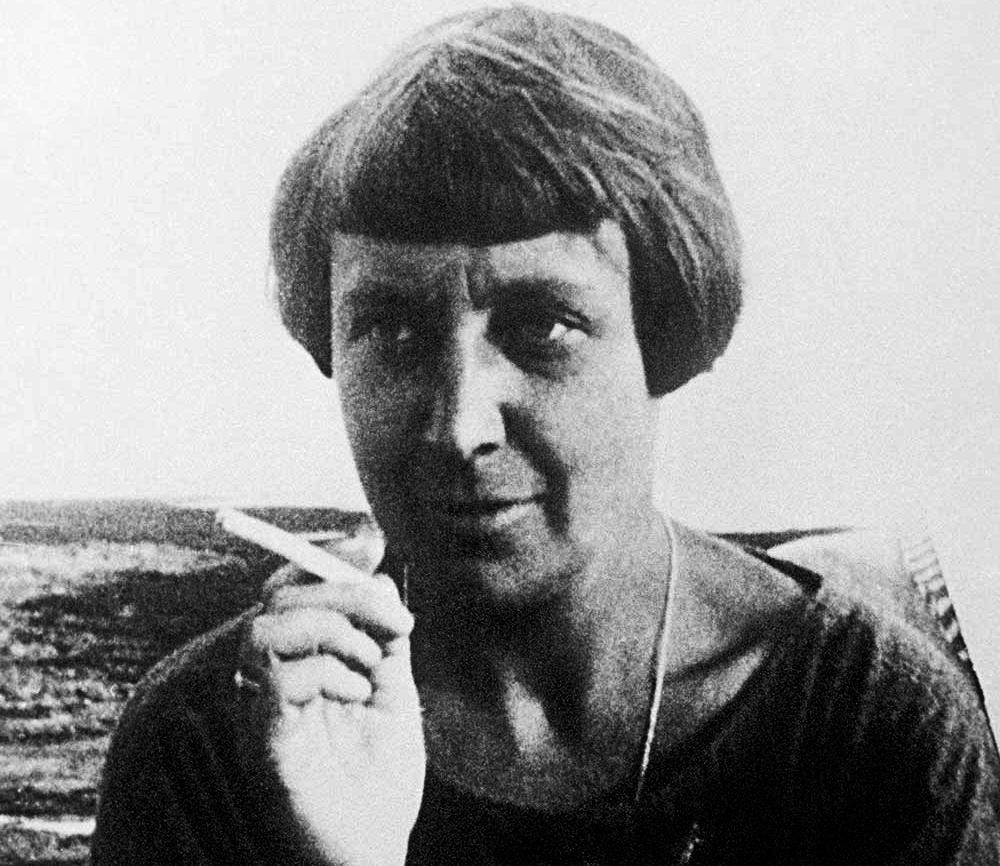 Marina Tsvetaeva. Marina Tsvetaeva is one of Russia's ...