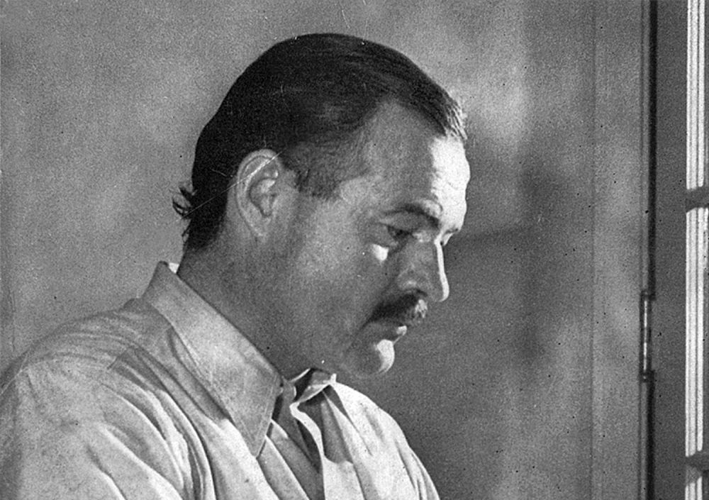 Eureka Moment: Ernest Hemingway, Sam Lipsyte, James Wright