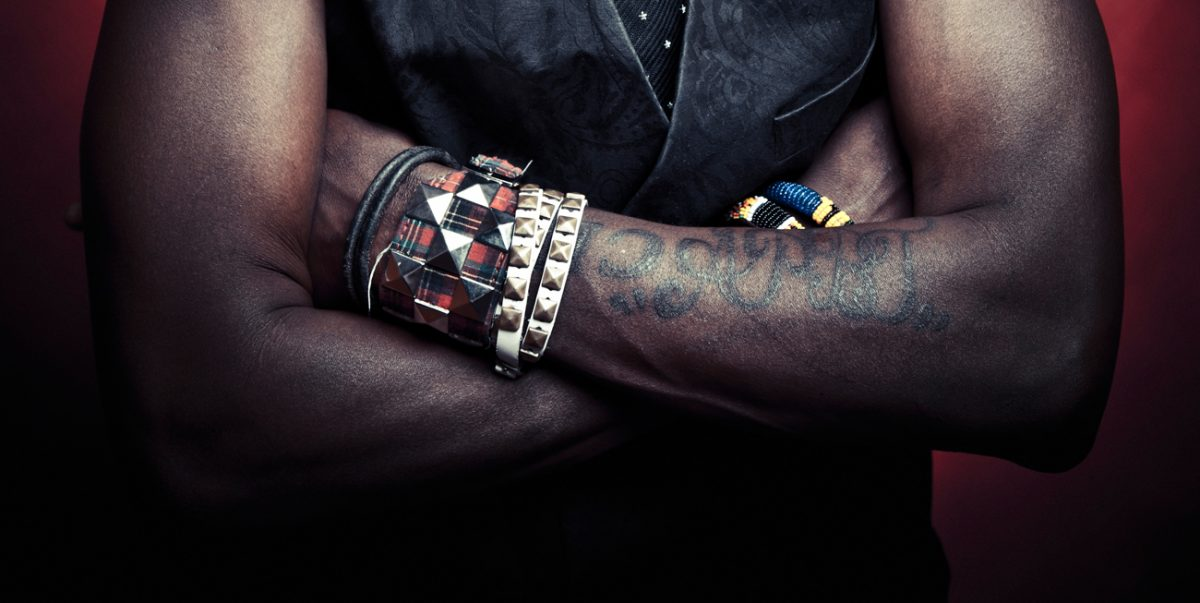 A darker canvas tattoos and the black body for Tattoo sleeve for dark skin