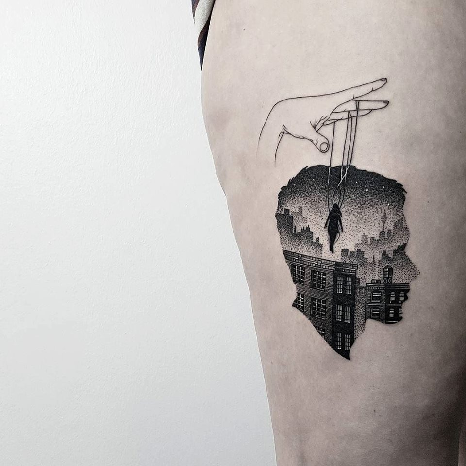 Staff picks tattoos death grips and love letters for Philosophy tattoos tumblr
