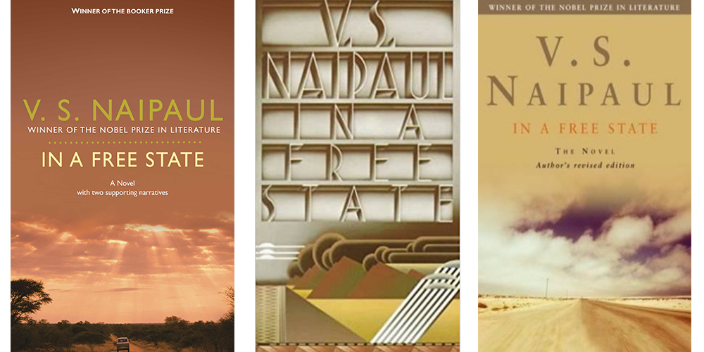 vs naipaul in a free state