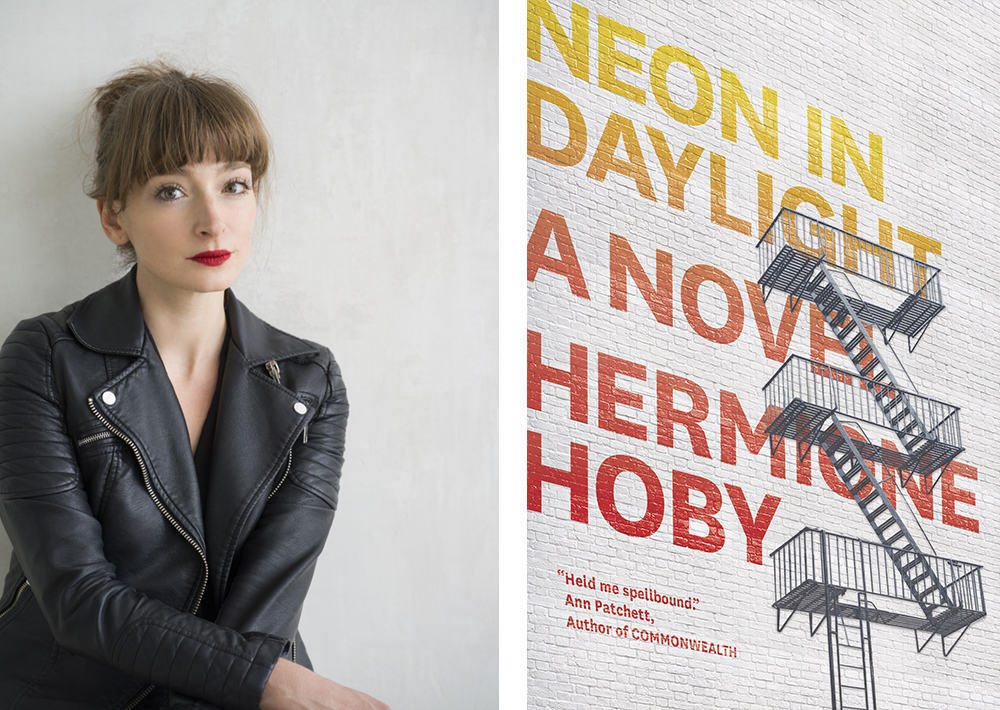 An Interview with Hermione Hoby