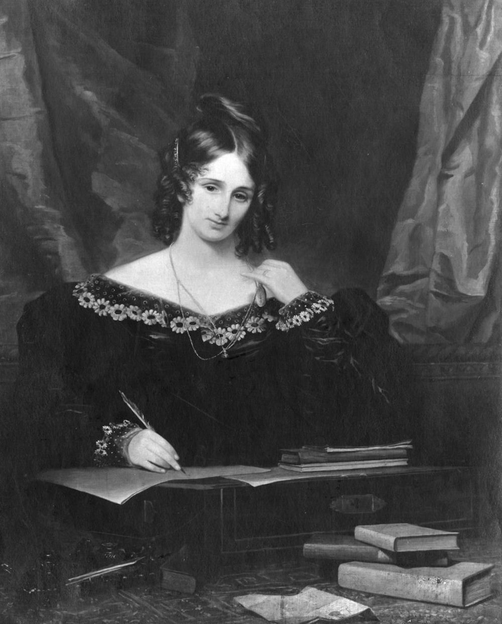 summary and anlaysis of mary shelleys The eighth title in our chronological series, mary shelley's first novel has been hailed as a masterpiece of horror and the macabre.