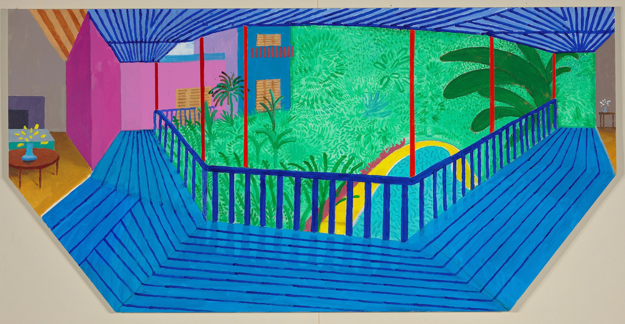 David hockney inspiration