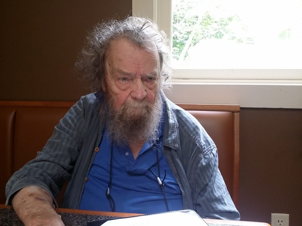 Donald Hall, Foremost God in the Harvard Pantheon
