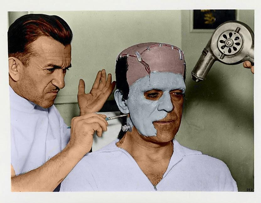 On Frankenstein: A Monster of a Book