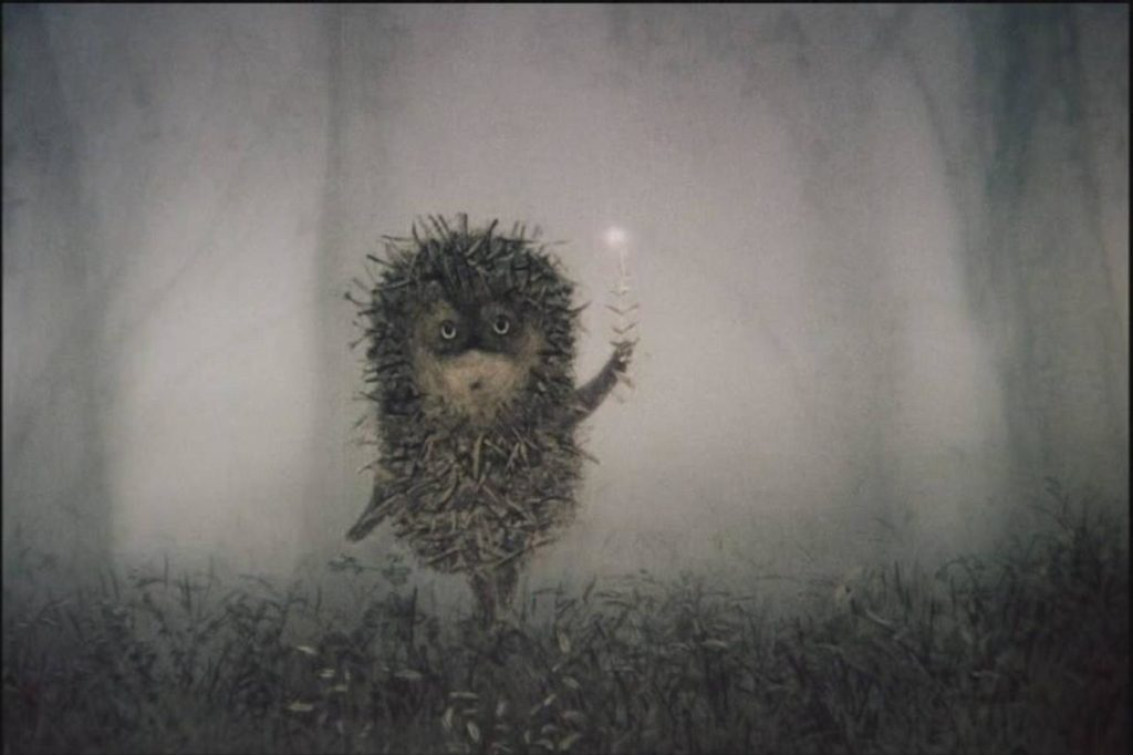 The Melancholy of The Hedgehog