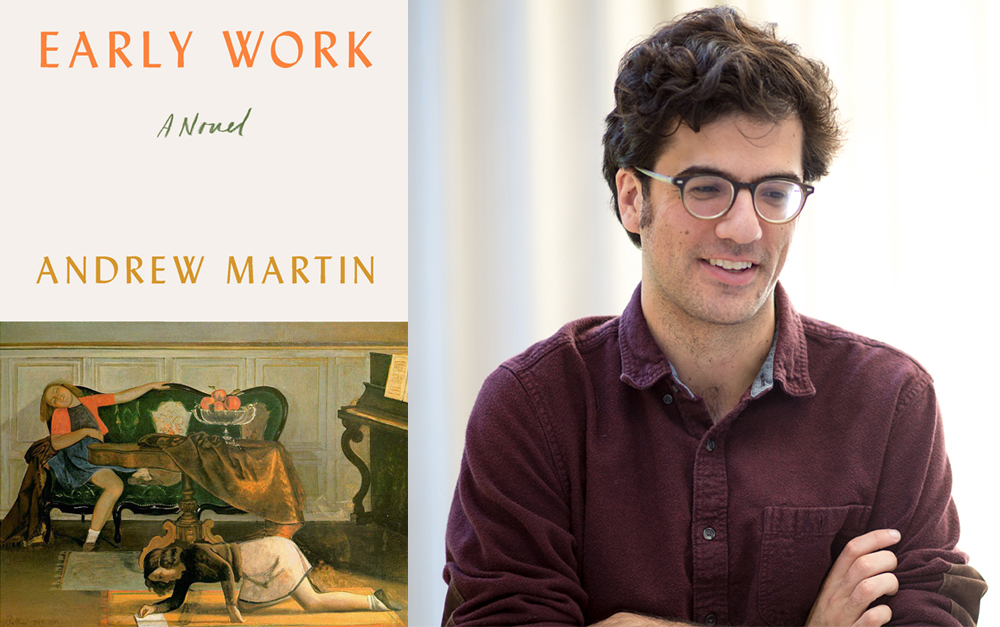 An Interview with Andrew Martin