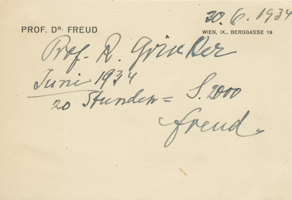The Handwriting of Famous People