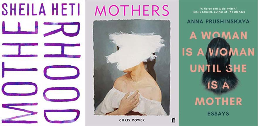 Why All the Books About Motherhood?