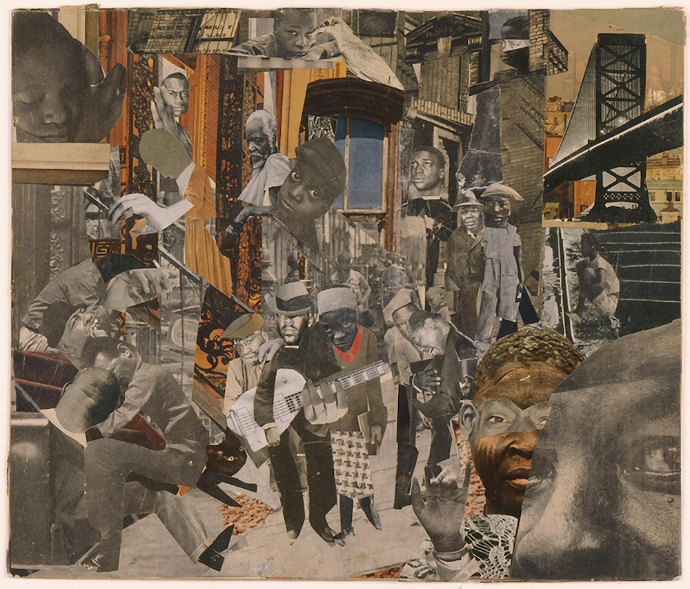 The Prevalence Of Ritual On Romare Beardens Projections - Romare-bearden-coloring-pages