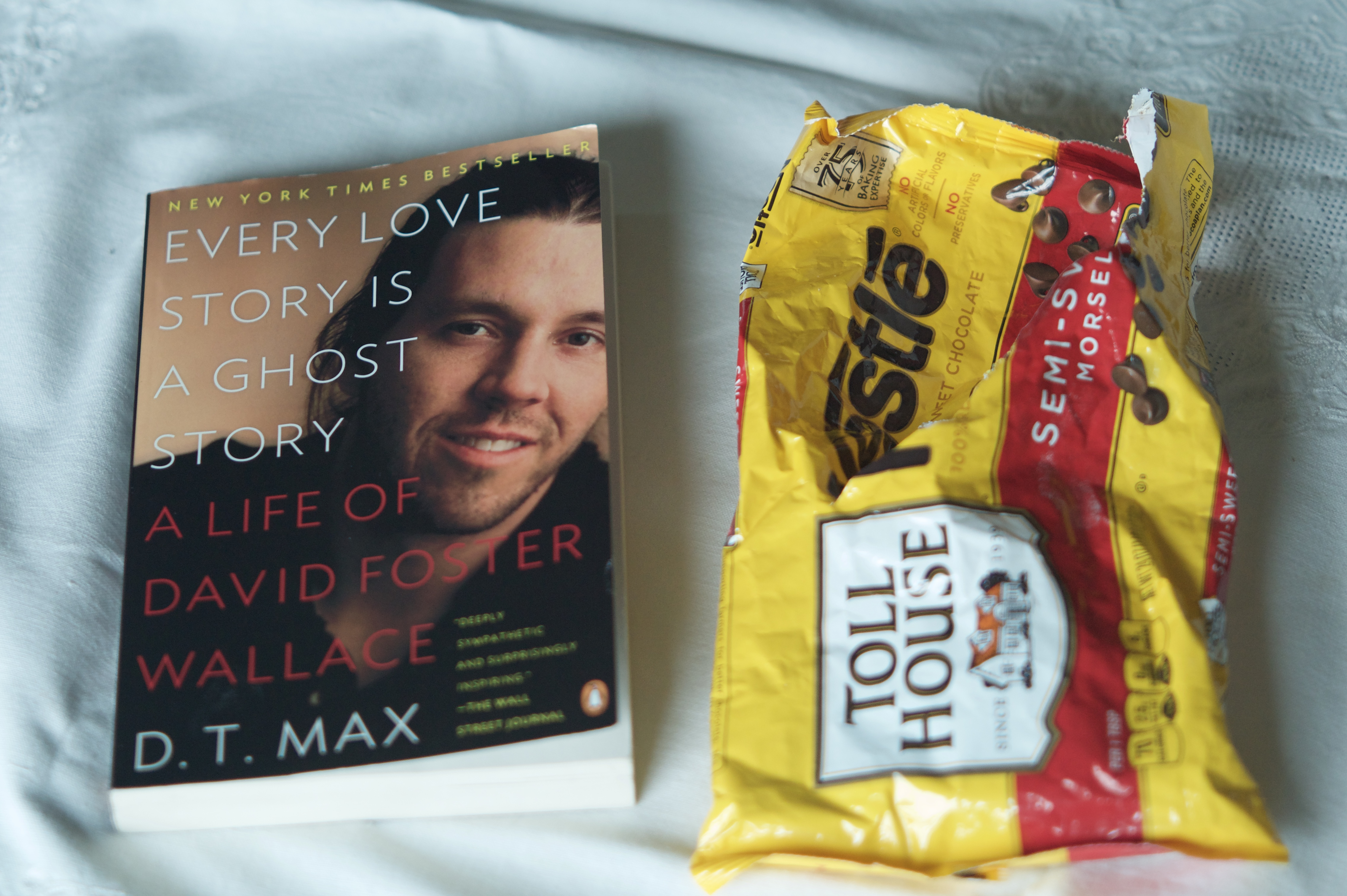 What David Foster Wallace Ate