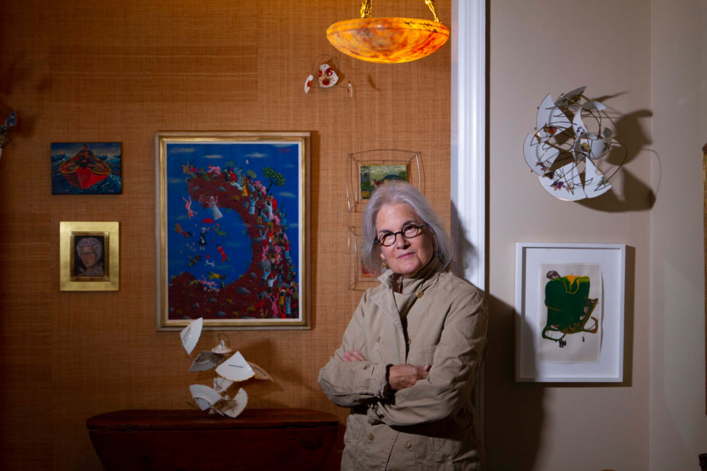 A Tour of Diane Williams's Art Collection