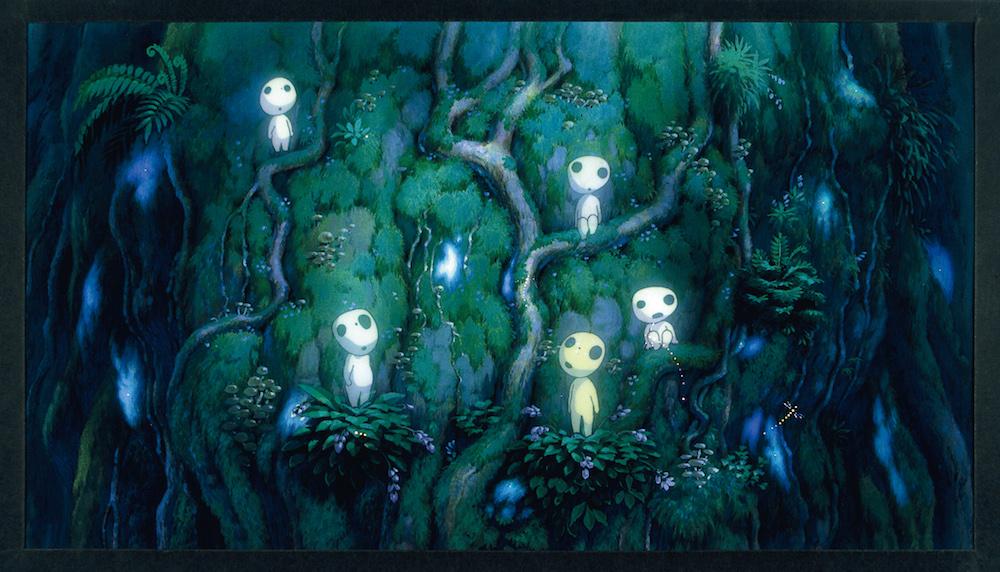 Hayao Miyazaki's Cursed Worlds