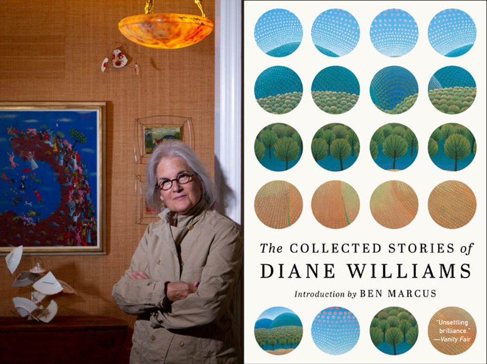 On Diane Williams