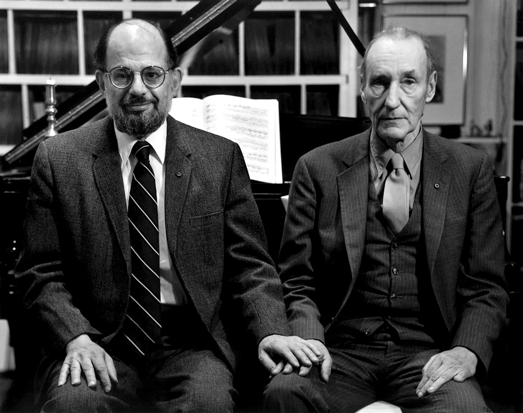 a lost exchange between burroughs and ginsberg