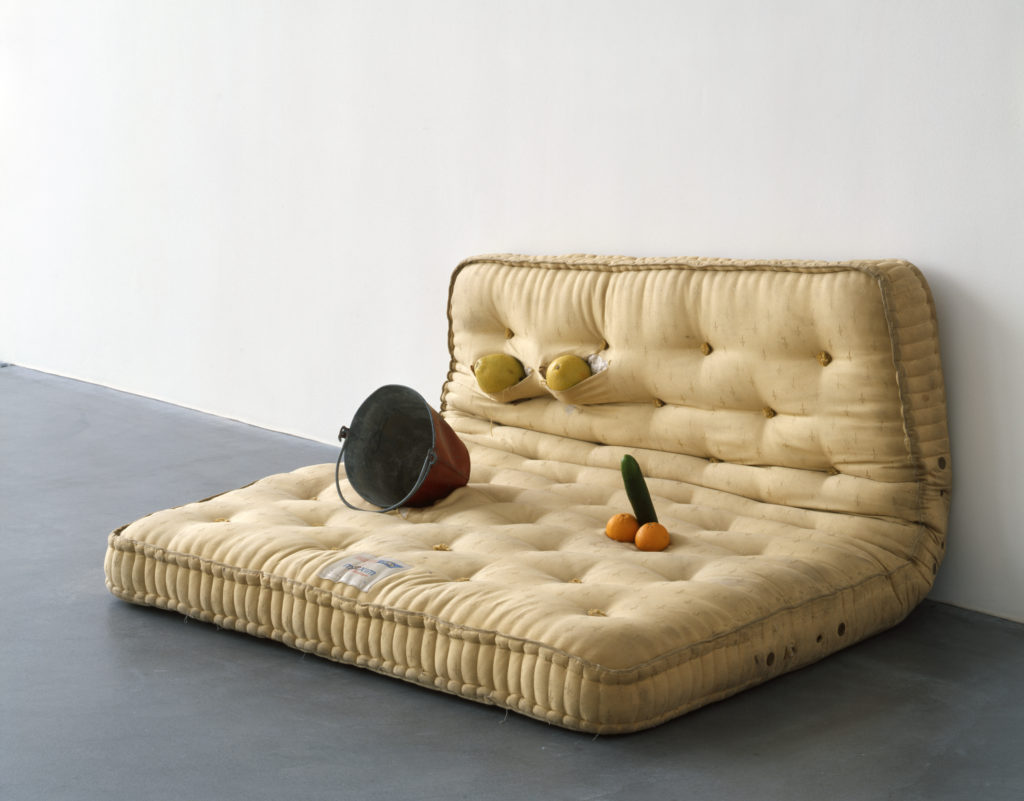 In Bed: The Mattress as Art