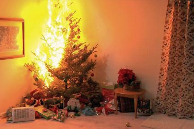 Redux: Brushfire at Christmas