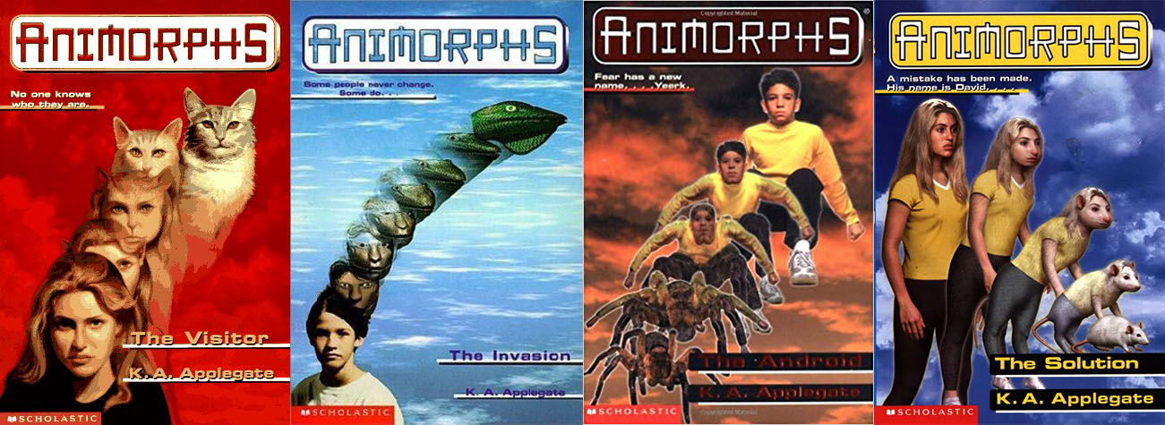 Image result for animorphs