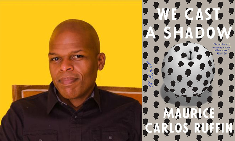 0ab35094923 Maurice Carlos Ruffin. Photo  Clare Welsh. Maurice Carlos Ruffin s debut  novel