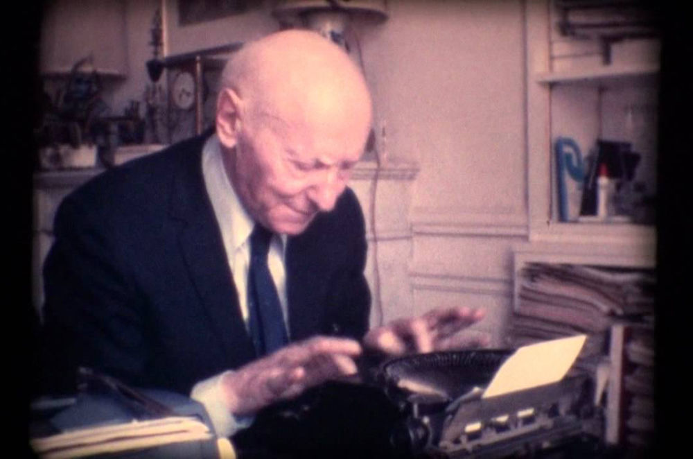 Isaac Bashevis Singer From Beyond the Grave