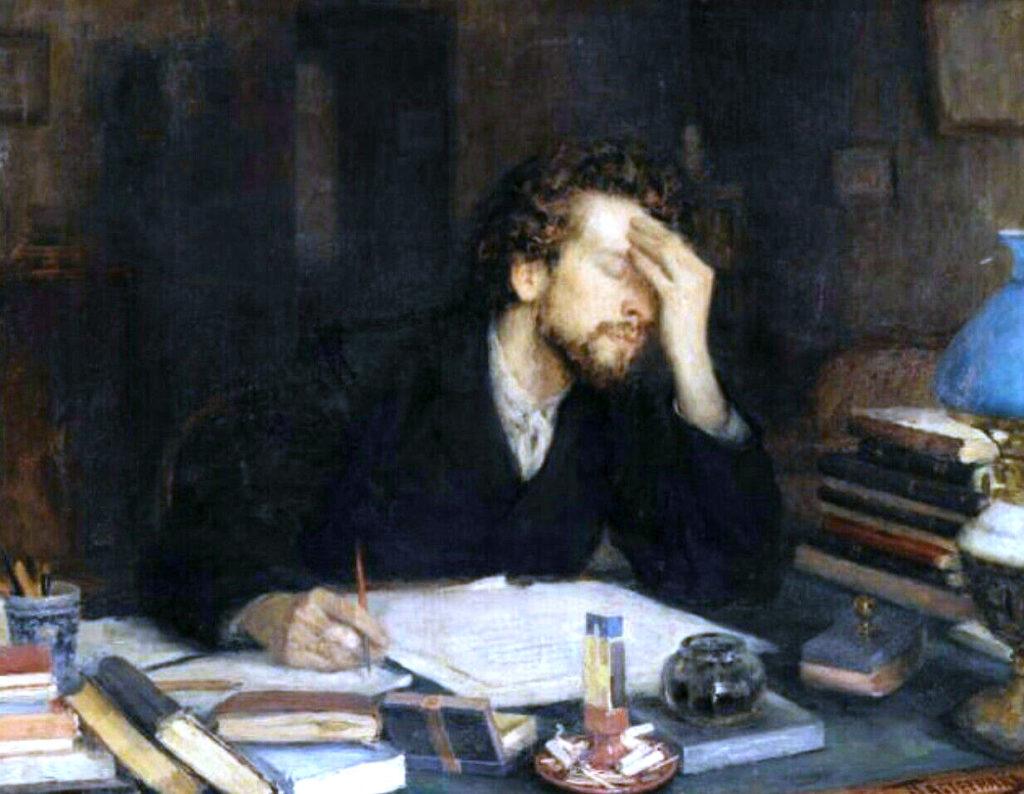 A Poet's Complaints Against Fiction