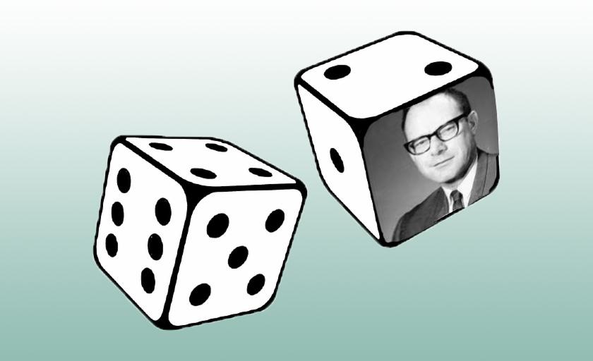 Dice Roll: The Phantom Gambler
