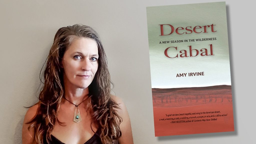 Taking on Edward Abbey: An Interview with Amy Irvine