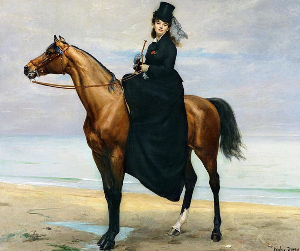 In Praise of Travel, Particularly on Horseback
