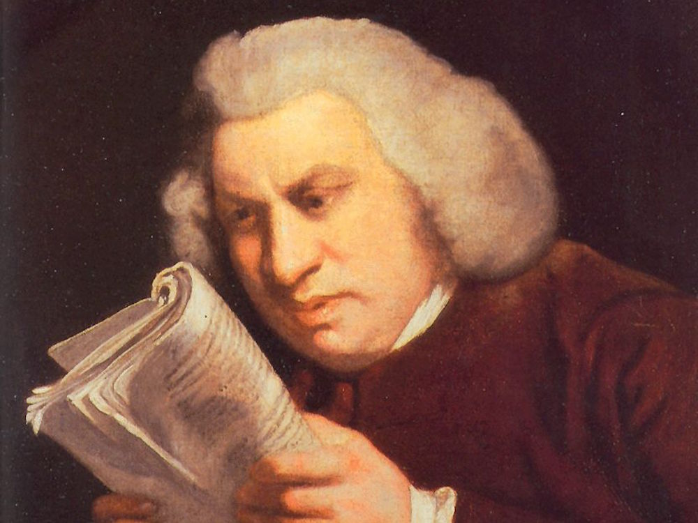 The Paris Review - Blog Archive Escaping Samuel Johnson - The Paris Review