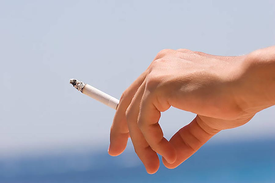 Smoking Cigarettes Saved My Life
