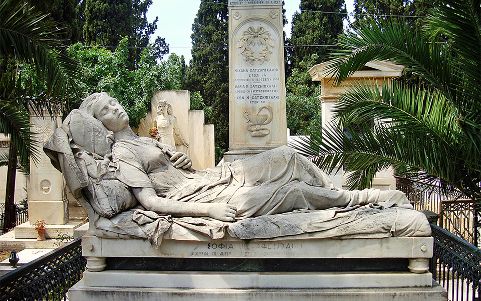 What's Up With Ancient Greek Epitaphs
