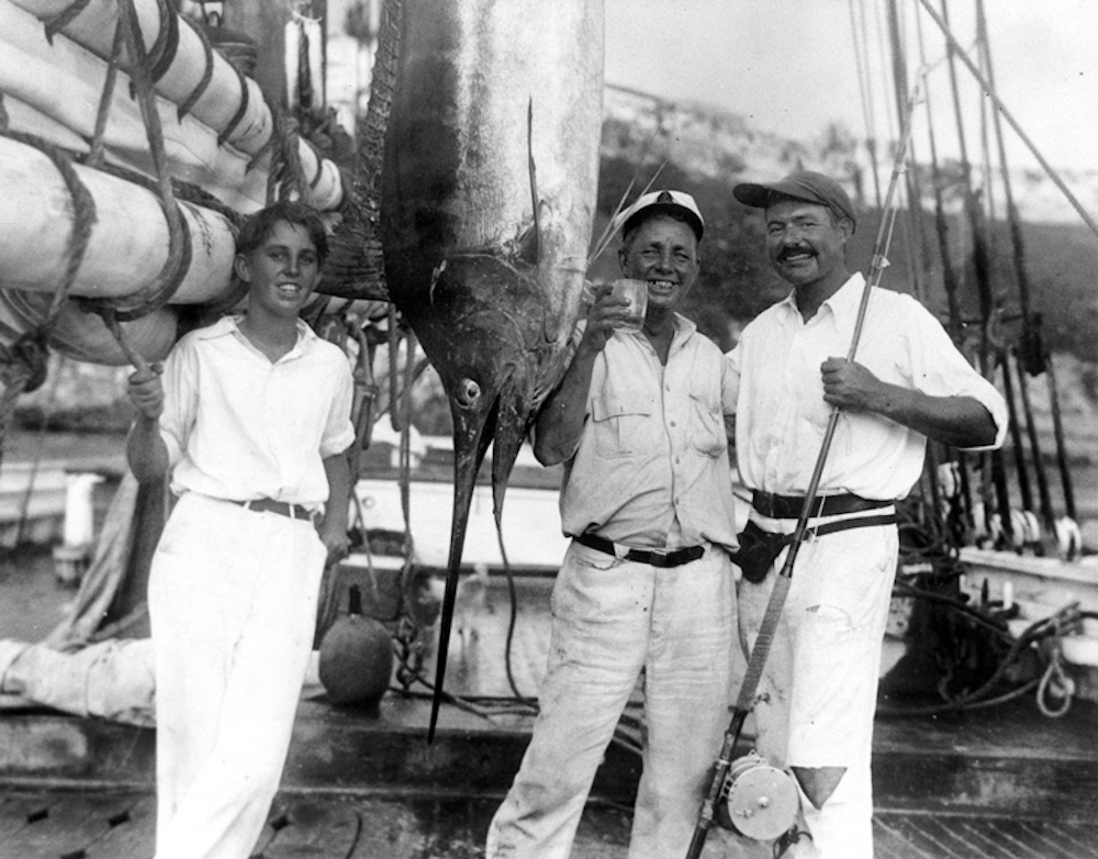The Hemingway Marlin Fish Tournament
