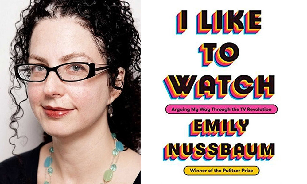 Television's Status Anxiety: An Interview With Emily Nussbaum