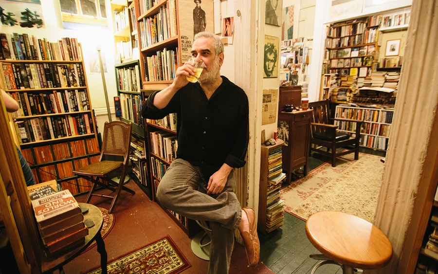 Farewell to Manhattan's Secret Bookstore