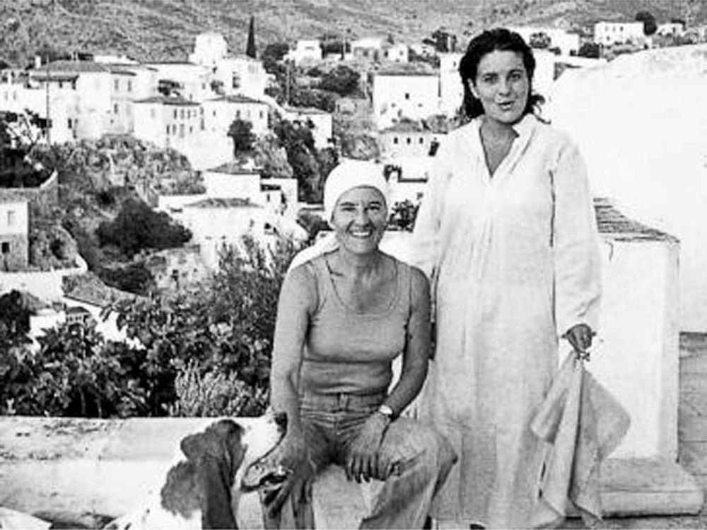 Three Sisters, Three Summers in the Greek Countryside