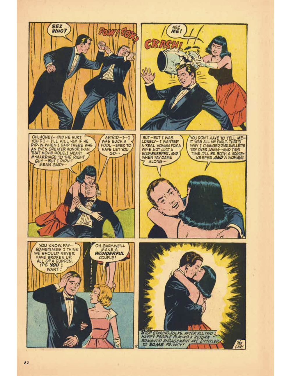 The Ridiculous Romance Comics of Ogden Whitney