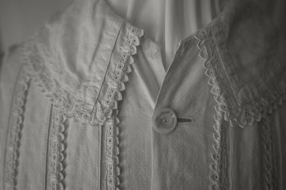 Emily Dickinson's White Dress