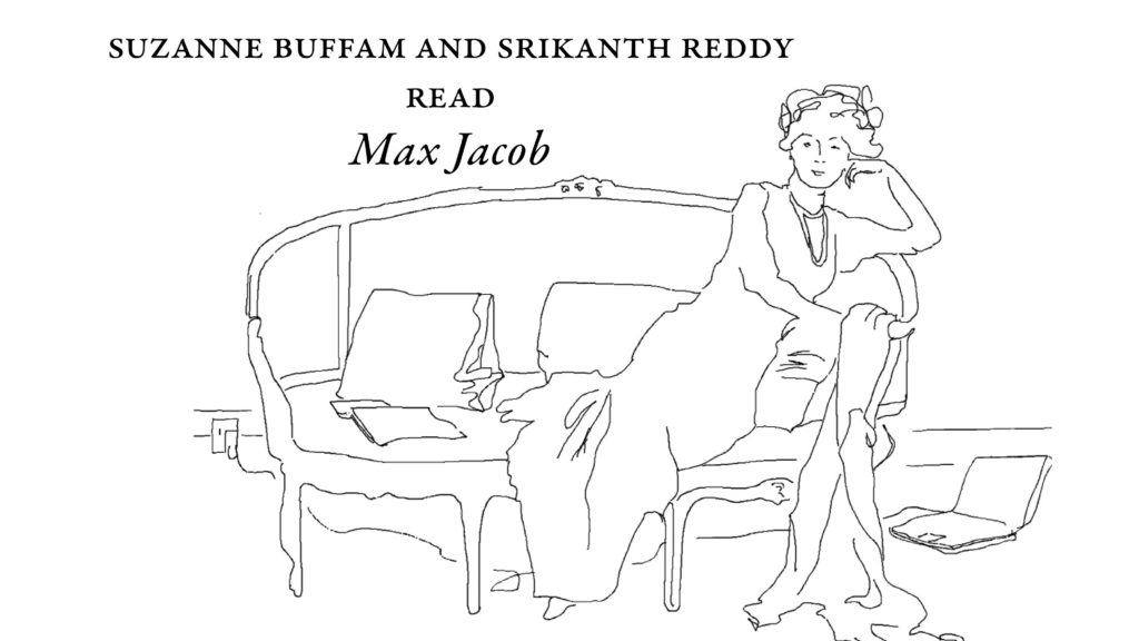 Poets on Couches: Suzanne Buffam and Srikanth Reddy