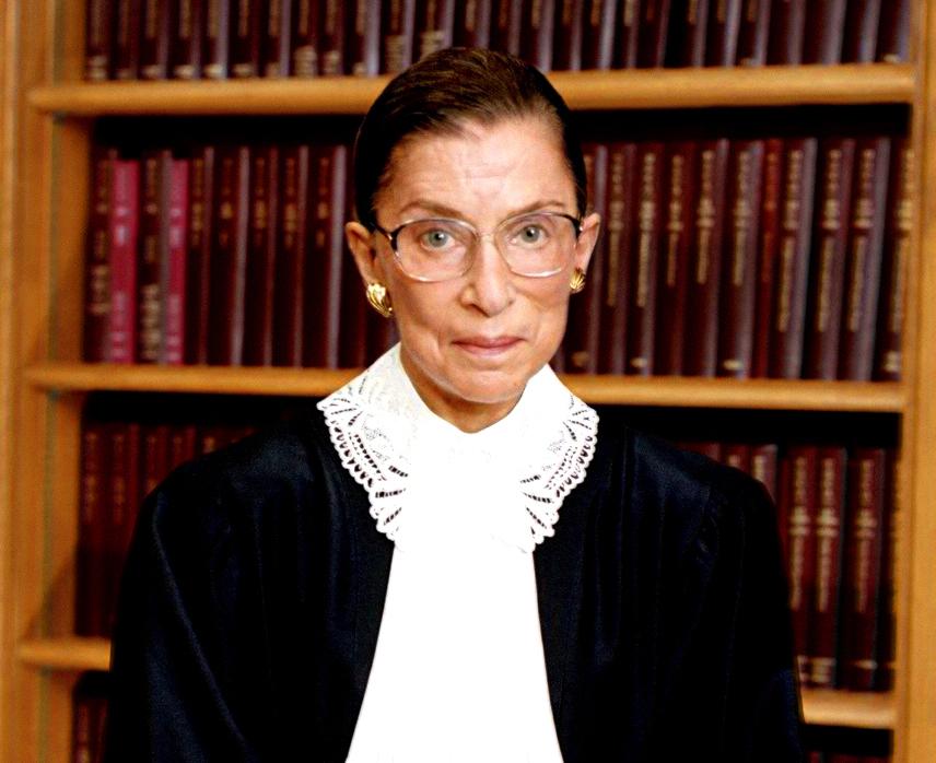 Editing Justice Ginsburg